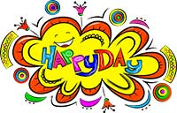 Lycka-Happy-Day