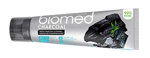 Biomed Charcoal tandkräm