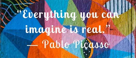 Picasso-citat