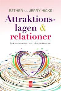 Böcker om attraktionslagen och relationer
