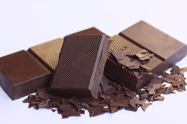 Mörk choklad nyttigt