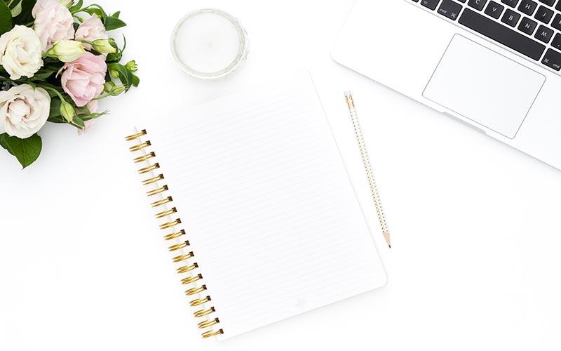Block och penna SMARTA mål