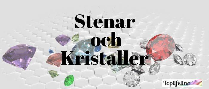 Stenar och Kristaller-Toplifeline